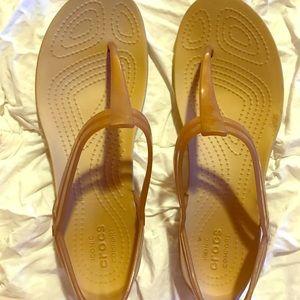 Crocs Sandler size 6